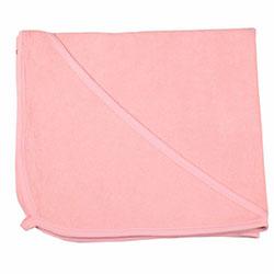 OrganicKid Bath Towel (Pink)