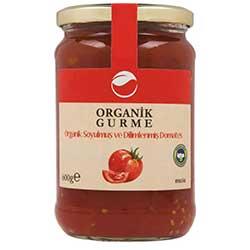 Organik Gurme Organic Tomato Puree 600g