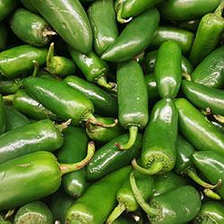 Karlıdağ Organic Green Capia Pepper (KG)