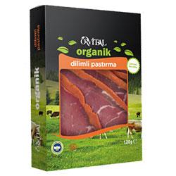 Orvital Organic Pastrami 120g