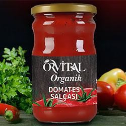 Orvital Organic Tomato Paste 650g