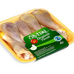 Orvital Organic Chicken Drumstick (KG)