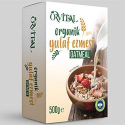 Orvital Organic Oatmeal 500g