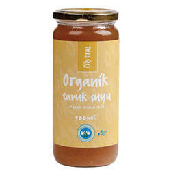 Orvital Organic Chicken Stock 500ml