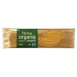 Orvital Organic Pasta (Spaghetti) 500g