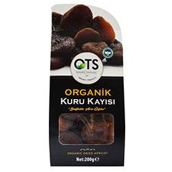 OTS Organic Dried Apricot 200g