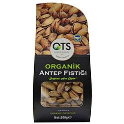 OTS Organic Pistachio 200g