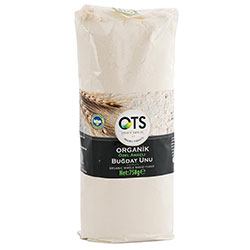 OTS Organic White Wheat Flour 750g