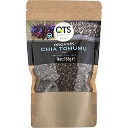 OTS Organic Chia Seed 150g
