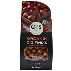 OTS Organic Hazelnut 200g