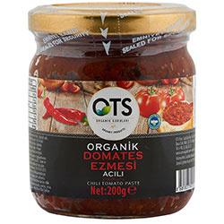 OTS Organic Dried Tomato Puree (HOT) 200g