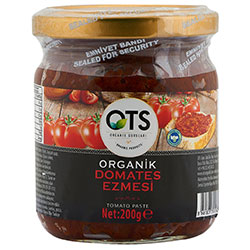 OTS Organic Dried Tomato Puree 200g