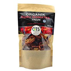 OTS Organic Dried Tomato (Half) 300g
