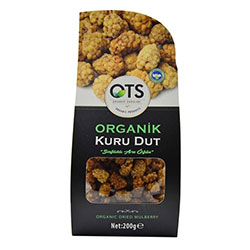 OTS Organic Dried Mulberry 200g