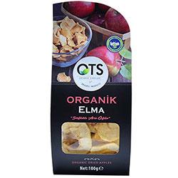 OTS Organic Dried Apple 100g
