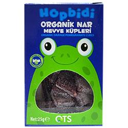OTS Organic Hopbidi Pomegranate Cubes 25g