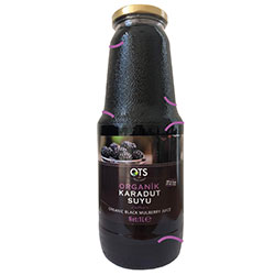 OTS Organic Black Mulberry Juice 1L