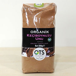 OTS Organic Carob Flour 500g