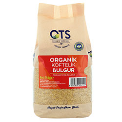 OTS Organic Bulghur Fine 750g
