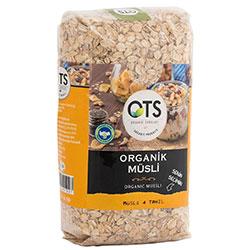 OTS Organic 4 Cereal Muesli 500g
