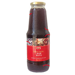 OTS Organic Pomegranate Juice 1L