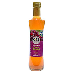 OTS Organic Grape Vinegar 500ml