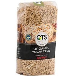 OTS Organic Oat Flakes 400g