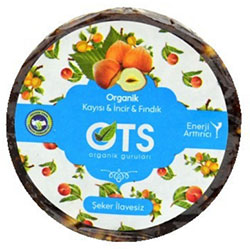 OTS Organic Energy Disc (Apricot & Fig & Hazelnut) 25g