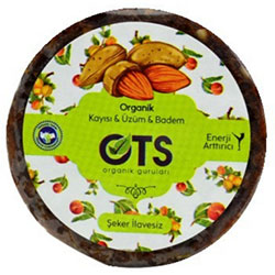 OTS Organic Energy Disc (Apricot & Grape & Almond) 25g