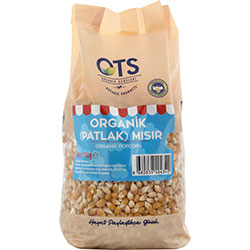 OTS Organic Corn (For Popcorn) 750g
