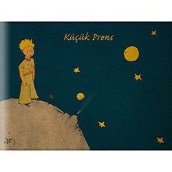 Refogrami Origami Papper Wallet (The Little Prince)