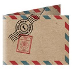 Refogrami Origami Papper Wallet (Postcard)