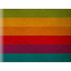 Refogrami Origami Papper Wallet (Rainbow)