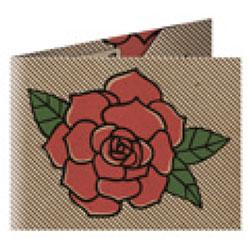 Refogrami Origami Papper Wallet (Rose)