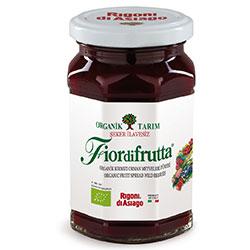 Rigoni di Asiago Fiordifrutta Organic Fruit Spread Wild Berries 250g