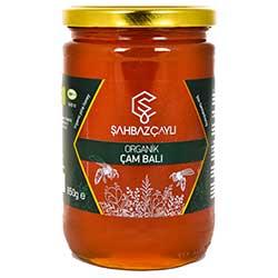 Şahbaz Çaylı Organic Pine Honey 850g