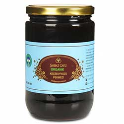 Şahbaz Çaylı Organic Carob Blossom Molasses 800g