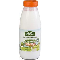 Saklı Cennet Organic Goat Kefir 500ml