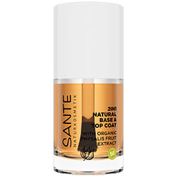 Sante Organic 2in1 Base & Top Coat 10ml