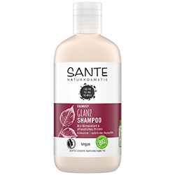 Sante Organic Family Shine Shampoo (Birch Leaf & Plant Protein) 250ml