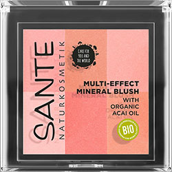 SANTE Organic Multi Effect Beauty Blush (01 Coral)