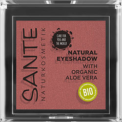 SANTE Organic Natural Eyeshadow (02 Sunburst Copper)