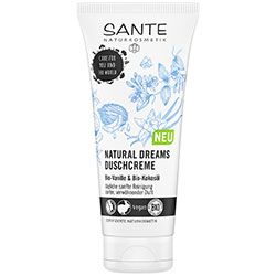 Sante Orgnaic Natural Dreams Shower Cream 200ml