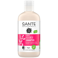 Sante Organic Volume Shampoo (Goji & Neutral Henna) 250ml