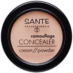 SANTE Organic Camouflage Concealer (02 Sand)