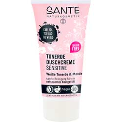 SANTE Organic Clay Shower Creme Sensitive 150ml