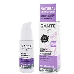 Sante Organic Instantly Smoothing Fluid (Tea Complex & Paracress) 30ml