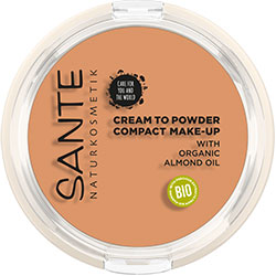 Sante Organic Compact Make up (03 Cool Beige)