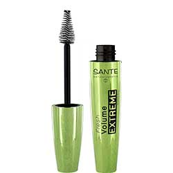 Sante Organic Fresh Volume Extreme Mascara (01 Black)