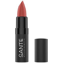 SANTE Organic Matte Lipstick (03 Blissful Terra)